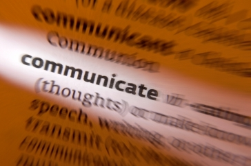 Communicate - Dictionary Definition