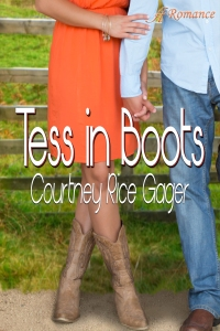 Tess in Boots Cover Reveal