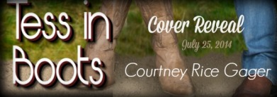 Cover Reveal - Tess in Boots Banner