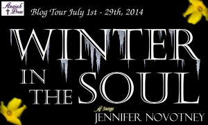 Winter in the Soul Blog Tour Banner