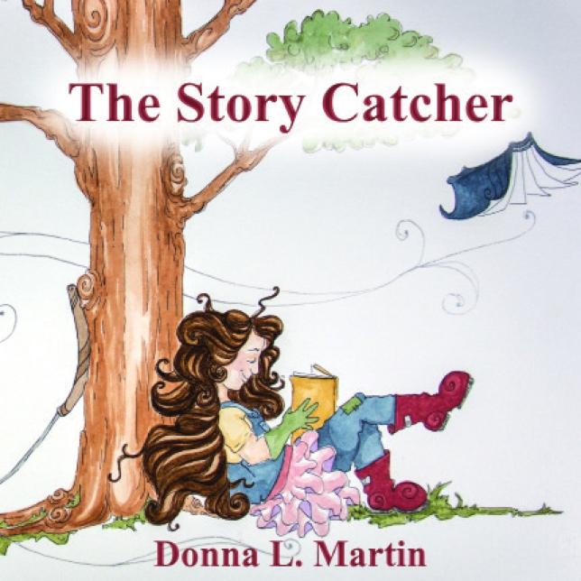 Story Catcher Cover Interior