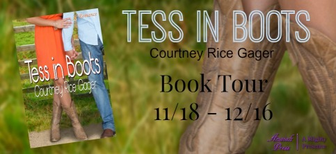 Tess In Boots Blog Tour Banner