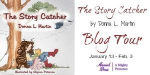 The Story Catcher BT Banner