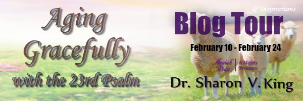 Aging Gracefully with the 23rd Psalm banner
