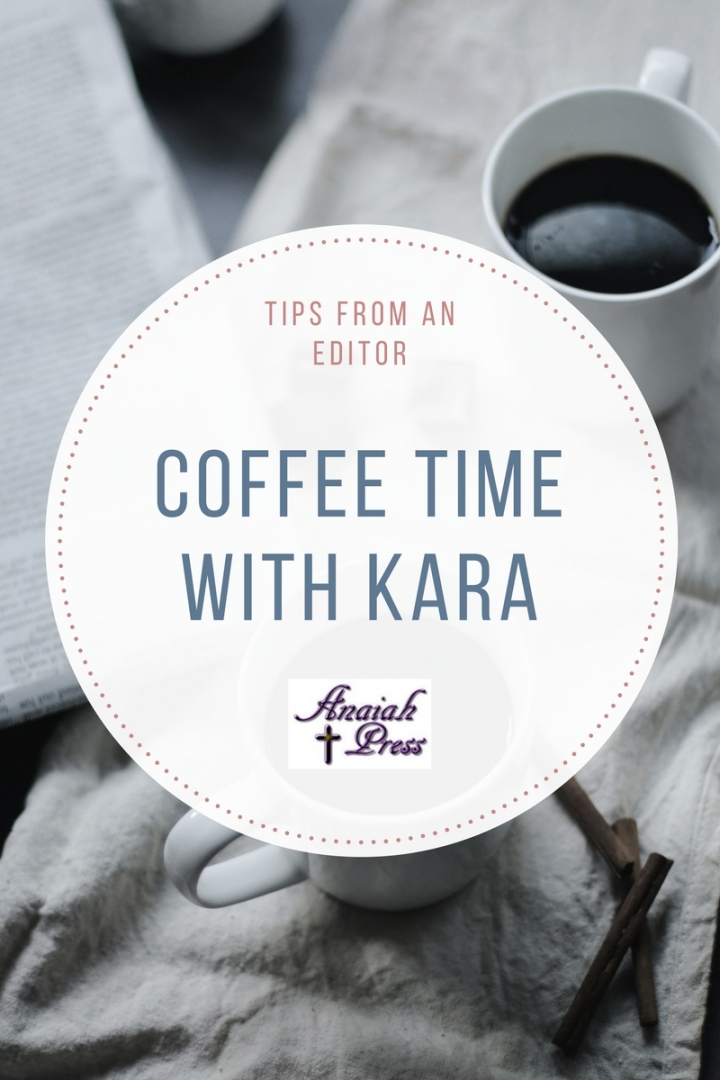 Coffee Time with Kara: Insta-Love