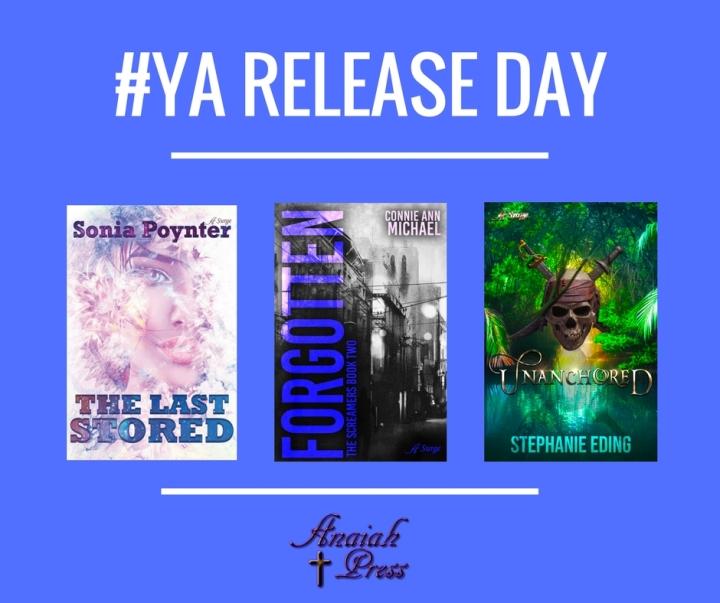 YA Release Day!
