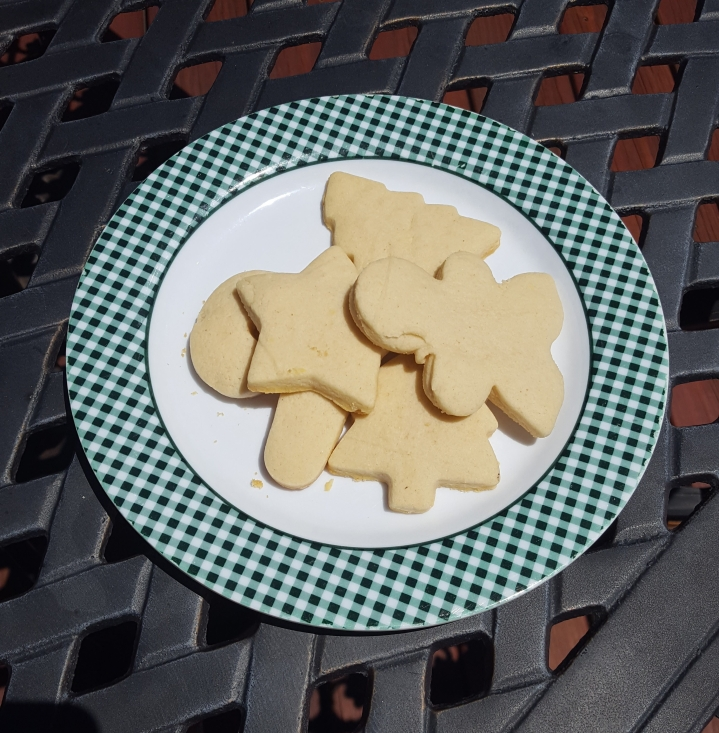 National Sugar Cookie Day with author LaurieBatzel