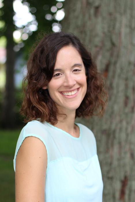 Meet Julie Arnold, author of NothingVentured