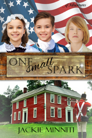 One Small Spark by Jackie Minniti