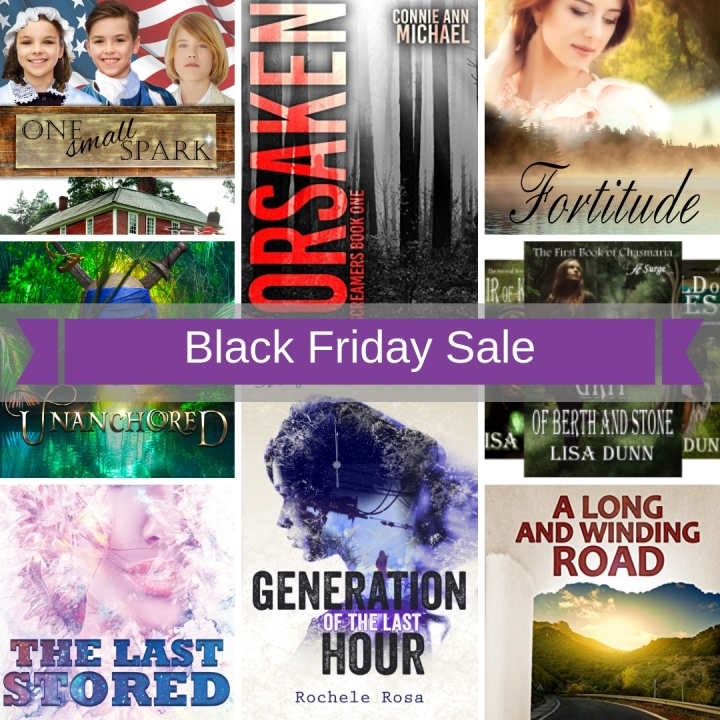Black Friday Weekend Sale: Anaiah Press Adventures, Inspiration, Surge