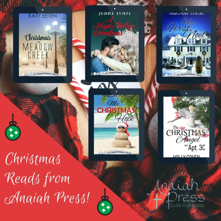 'Tis the Season to Read our Christmas Novellas
