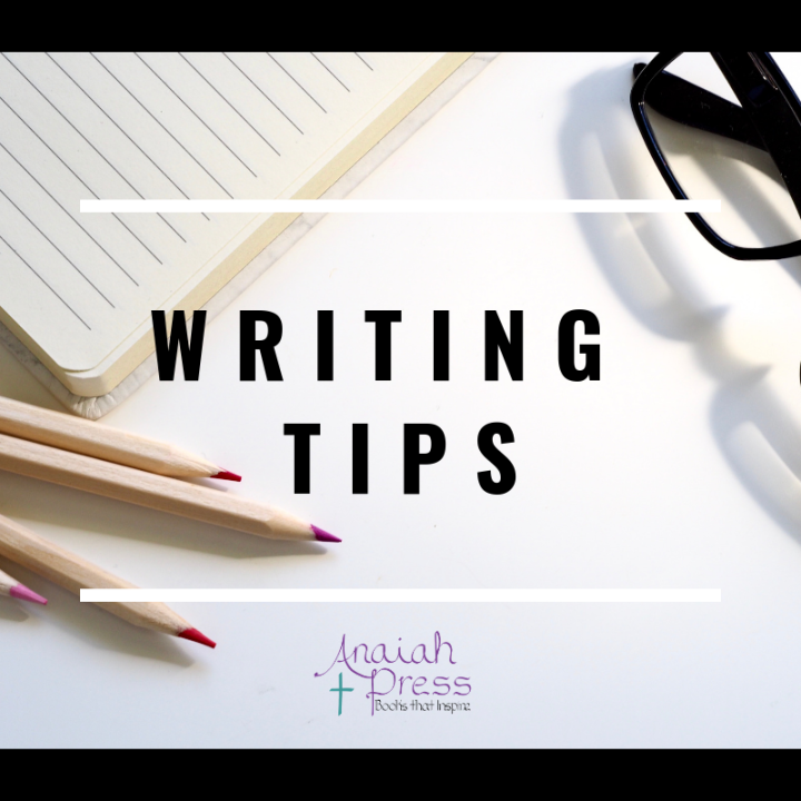 Writing Tips from JulieArnold