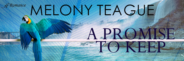 Cover Reveal: A Promise to Keep by MelonyTeague!