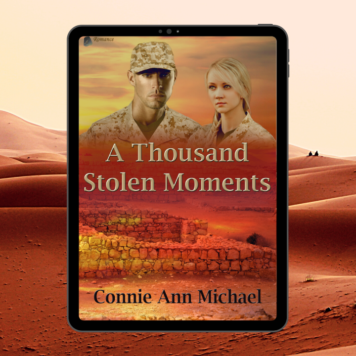 #FreeBookFriday: A Thousand Stolen Moments by Connie AnnMichael