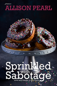 Sprinkled with Sabotage by Allison Pearl