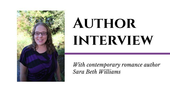 Author Interview: Sara BethWilliams