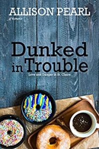 Dunked in Trouble by Allison Pearl