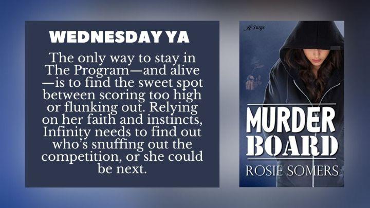 Wednesday YA: Murder Board by RosieSomers