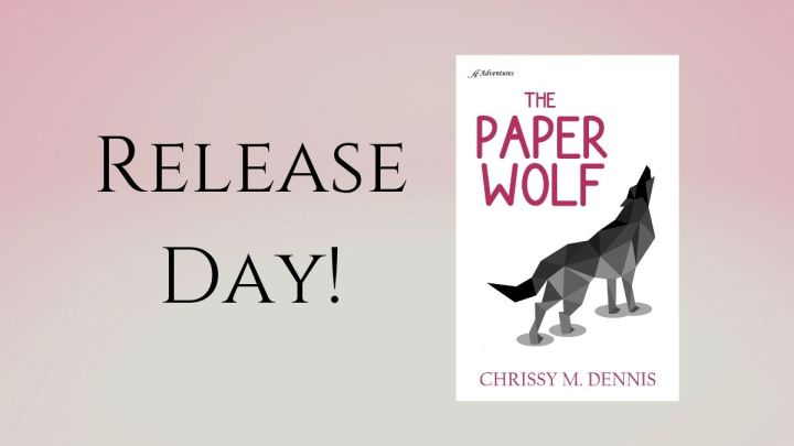 Release Day: The PaperWolf