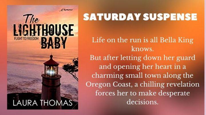 Romantic suspense Saturday: The LighthouseBaby