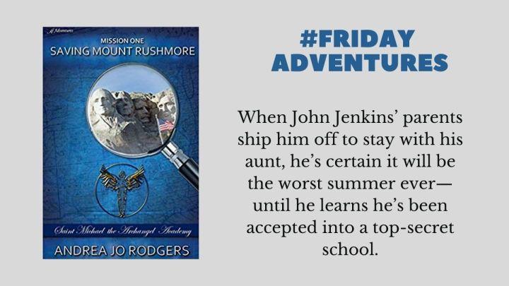 Friday Adventures: Saving MountRushmore