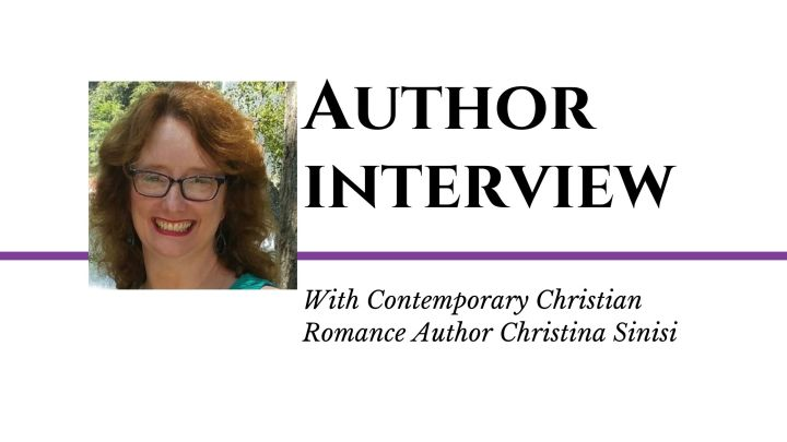Author Interview: ChristinaSinisi