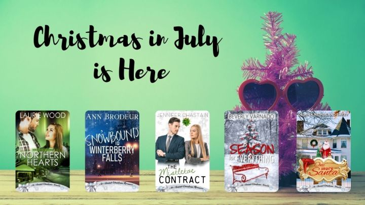 Christmas in July ishere!