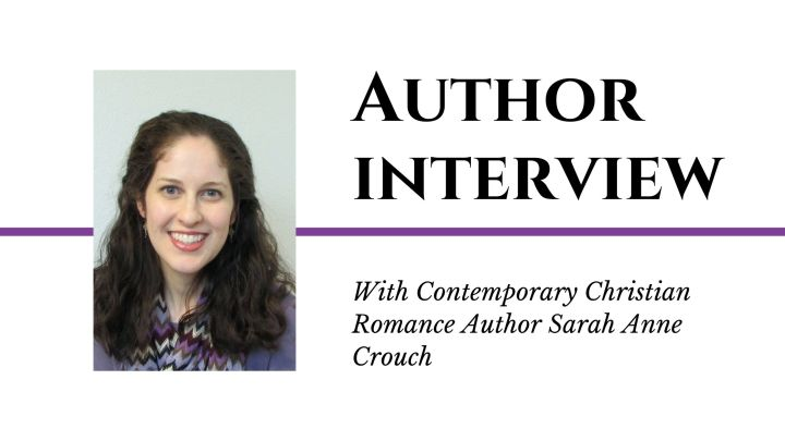 Author Interview: Sarah AnneCrouch