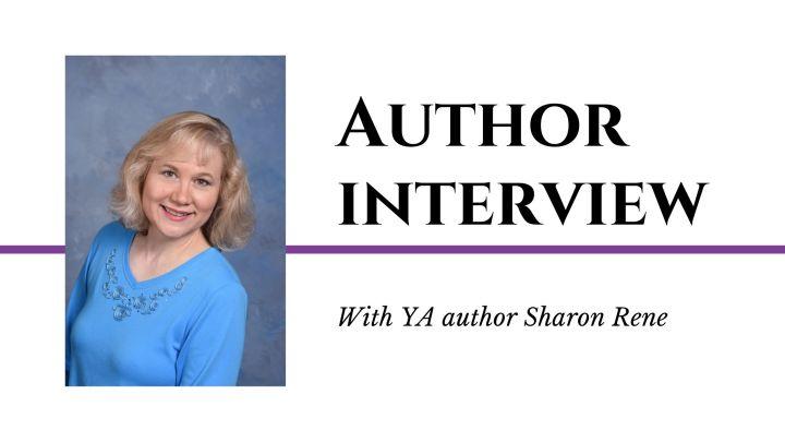 Author Interview: SharonRene