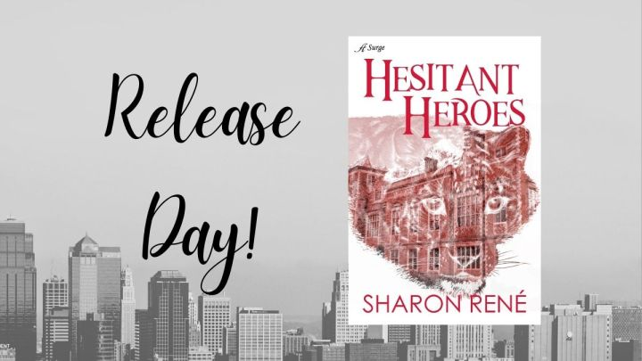 Release Day: HesitantHeroes